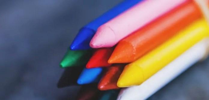 Küçük Pastel Boya Kalemleri Nasıl Geri Dönüştürülür?