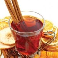 شاي و قرفة و زنجبيل و ليمون و نعناع لمنع الشهية اثناء الرجيم