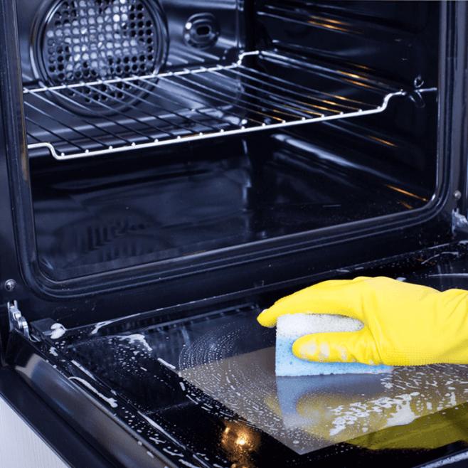 Doğal ve çok etkili fırın temizleme yöntemi