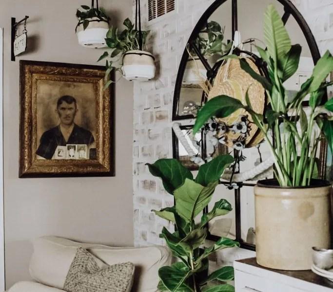 DIY Boho Hanging Planters Using Pots
