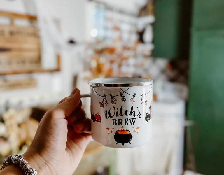 The Best Halloween + Fall Coffee Mugs!