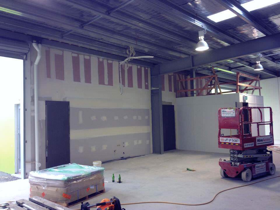 Light-commercial Plastering Christchurch