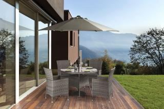 Supremo Barcelona Lounge Set Hayes Garden World