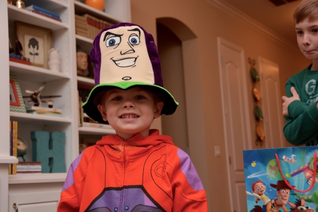 Buzz Lightyear Hat