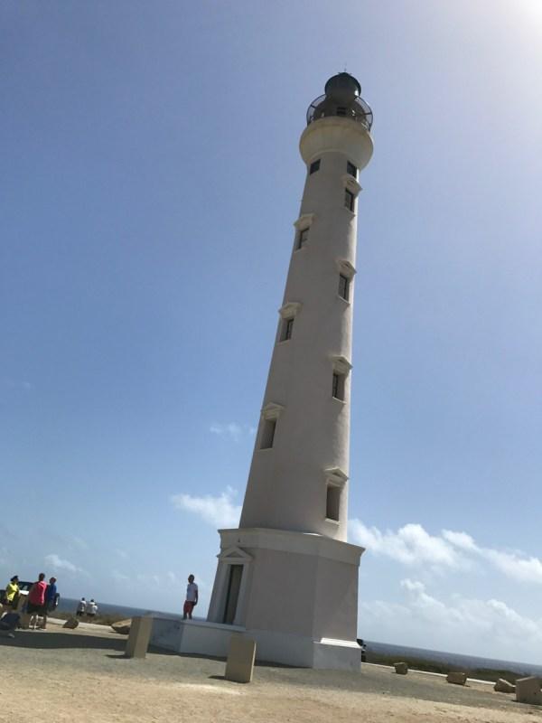 Disney Fantasy Aruba Sightseeing Lighthouse