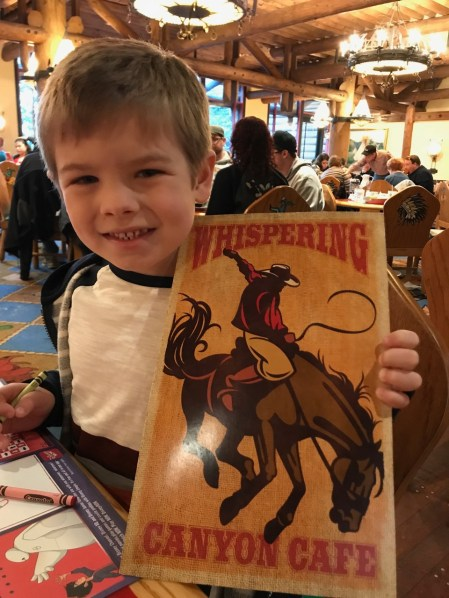 Disney's Wilderness Lodge - Whispering Canyon Cafe