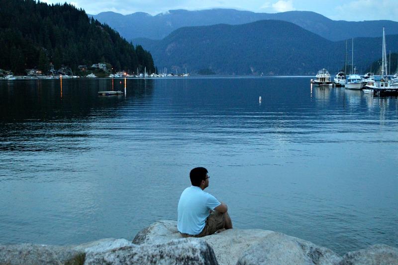 Deep Cove BC Photo