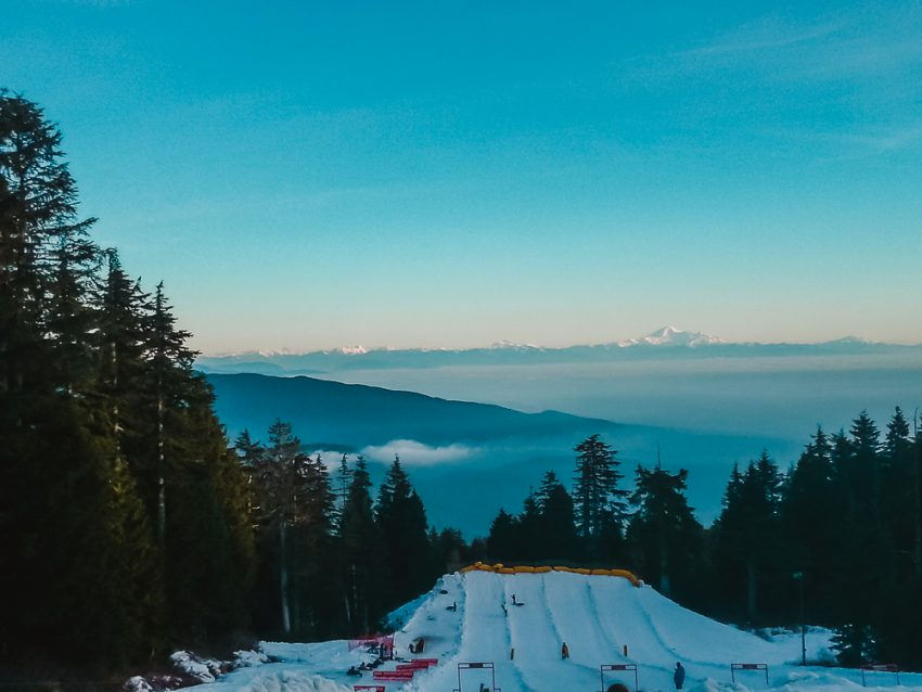 Mount Seymour, one of the ten Vancouver day trips I recommend.