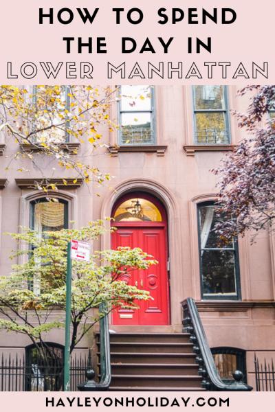 Lower Manhattan Ladies Day, New York City