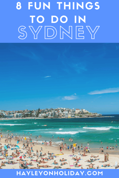 8 fun things to do on a visit to Sydney