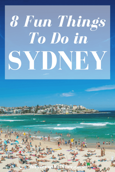 Looking for some fun things to do in Sydney, Australia? Click to read my post, which will definitely add some fun to your next Sydney visit!