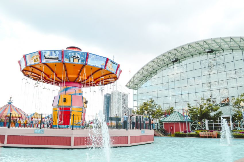 Navy Pier in Chicago, Illinois