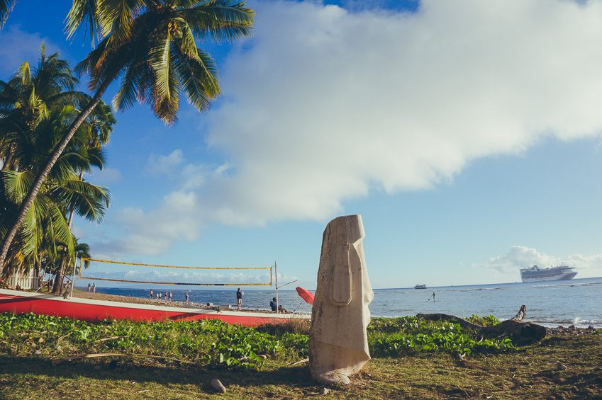 Maui Solo Travel Guide: Stay at Tiki Hale Hostel in Lahaina