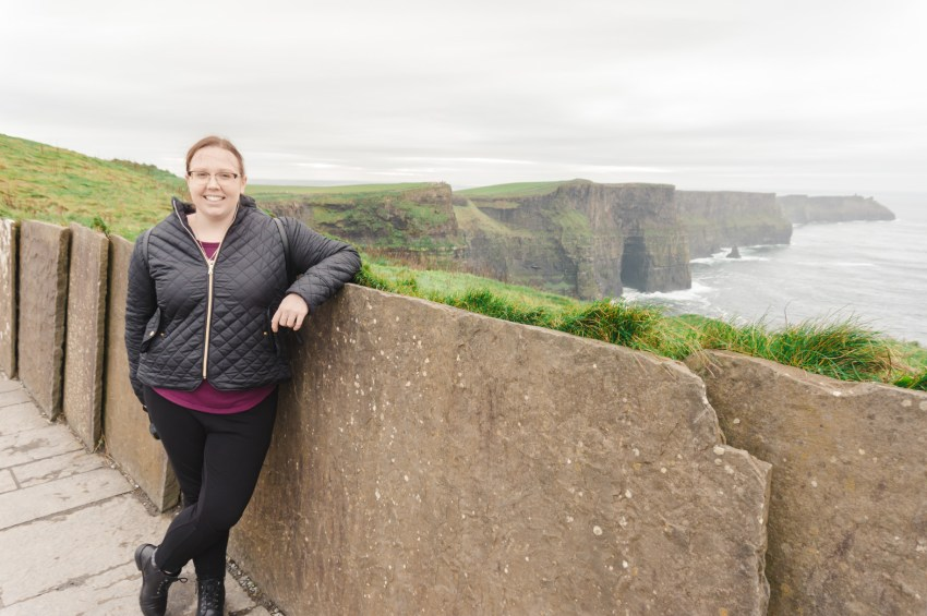 Cliffs of Moher day tour with Lally Tours