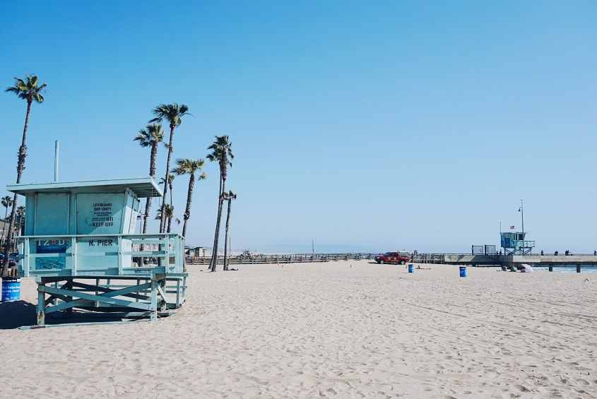 2017 travel highlight: Venice Beach, California
