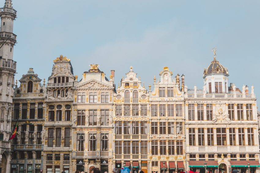 Things to do in Brussels, Belgium: Grand Place