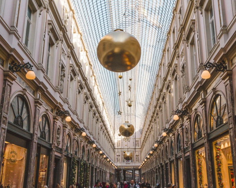 Brussels, a fantastic solo travel destination. Click to read my other favourite places to travel alone around the world!