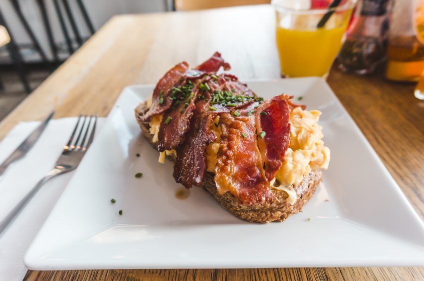Places to Eat in Amsterdam: The Breakfast Club