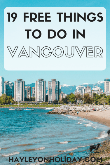 Read our insider guide for the best free things to do in Vancouver, Canada. From hikes to festivals to the best views, these are best free and cheap things on offer in Vancouver.