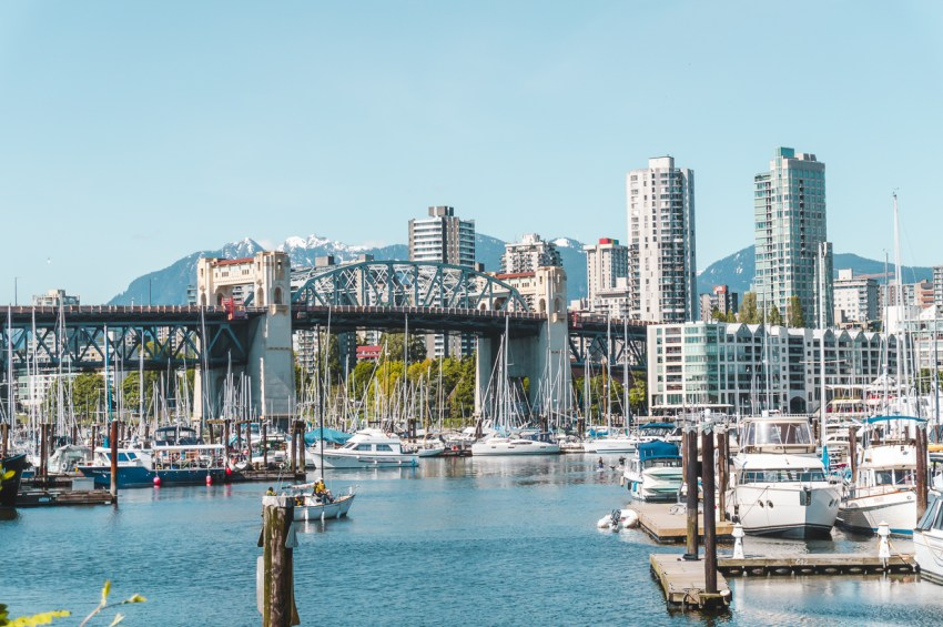 Vancouver Views. Click for reasons why I recommend Airbnb when visiting or moving to Vancouver!