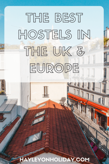 Looking for the best hostels to stay in across the UK and Europe? Well here are my top hostel recommendations, from Belfast to Brussels.