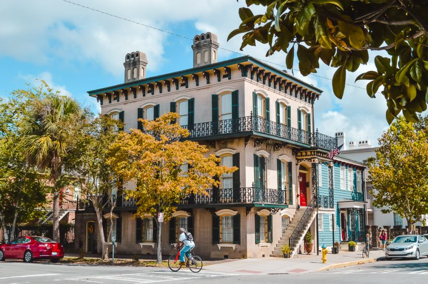 Savannah, Georgia should be on your North America itinerary.