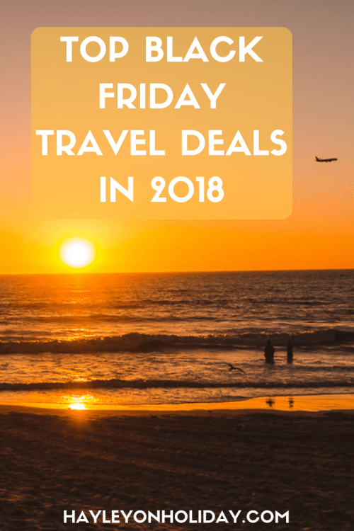 Focusing primarily on Australian sales, check out these top Black Friday travel deals in 2018.