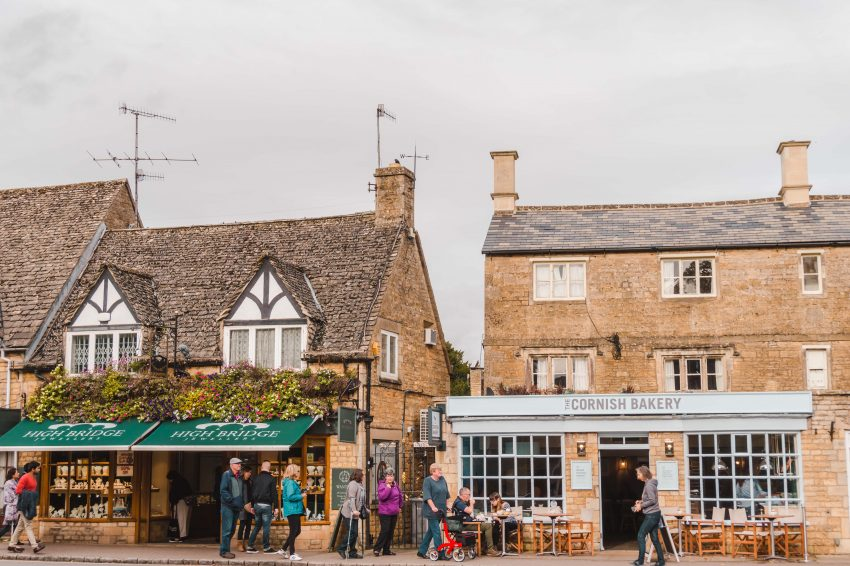 Check out the best Bristol day trips, including to beautiful Cotswolds.