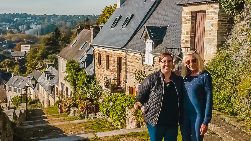 20 travel memories in 30 years: visiting family in Lannion
