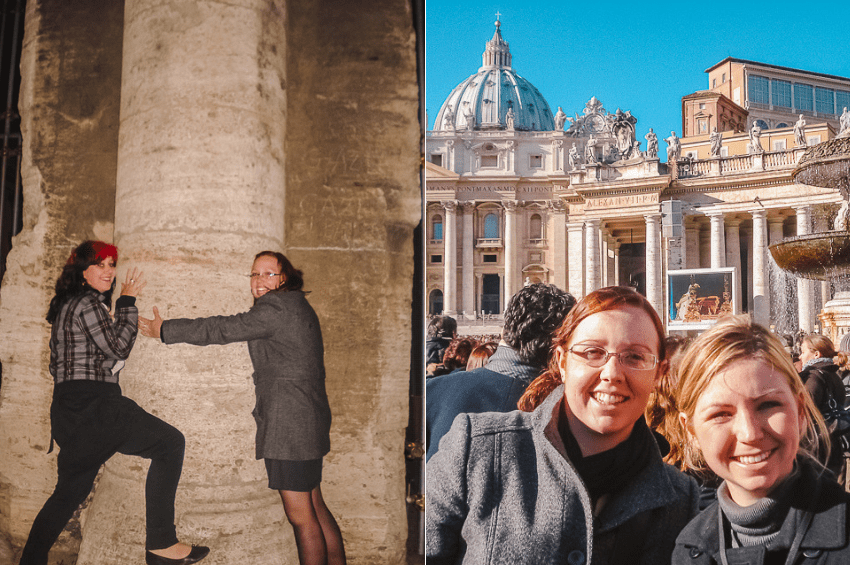 20 travel memories in 30 years: New Year's in Rome