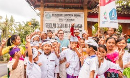 Sponsor a child in Bali. Just one of my top travel memories in 30 years!