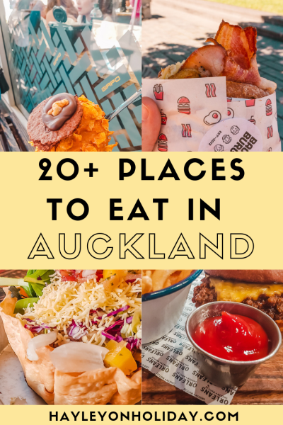 20+ places to eat in Auckland. Check out my guide to the best Auckland restaurants, cafes and foodie suburbs.