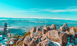 Places to visit in Australia: Mount Wellington in Hobart, Tasmania