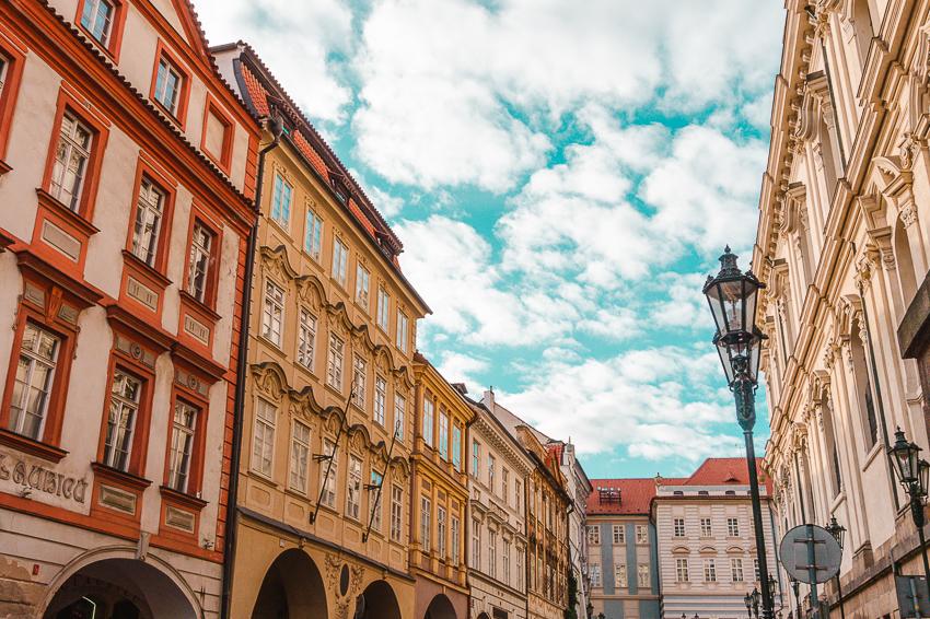 Things to do in Prague - wander around Mala Strana