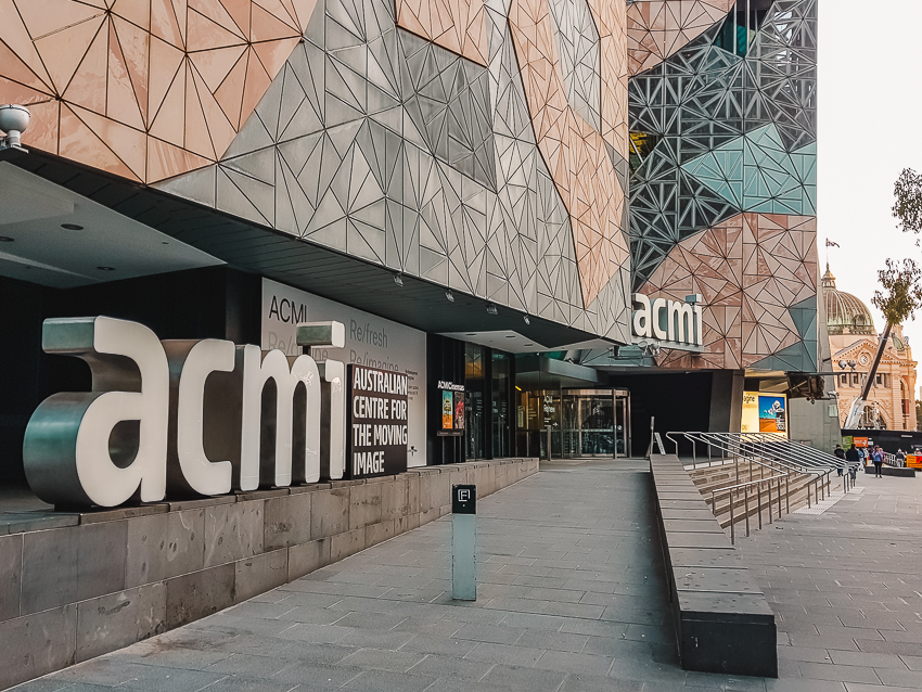 Things to do in Melbourne, Australia - visit ACMI