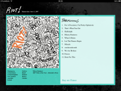 Paramore - Writing The Future 62