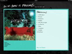 Paramore - Writing The Future 63