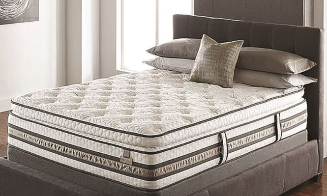 Picture Of Serta Iseries Roval Queen Size Mattress