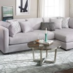 Haynes Furniture Parker Oversized Contemporary Sectional Sofa
