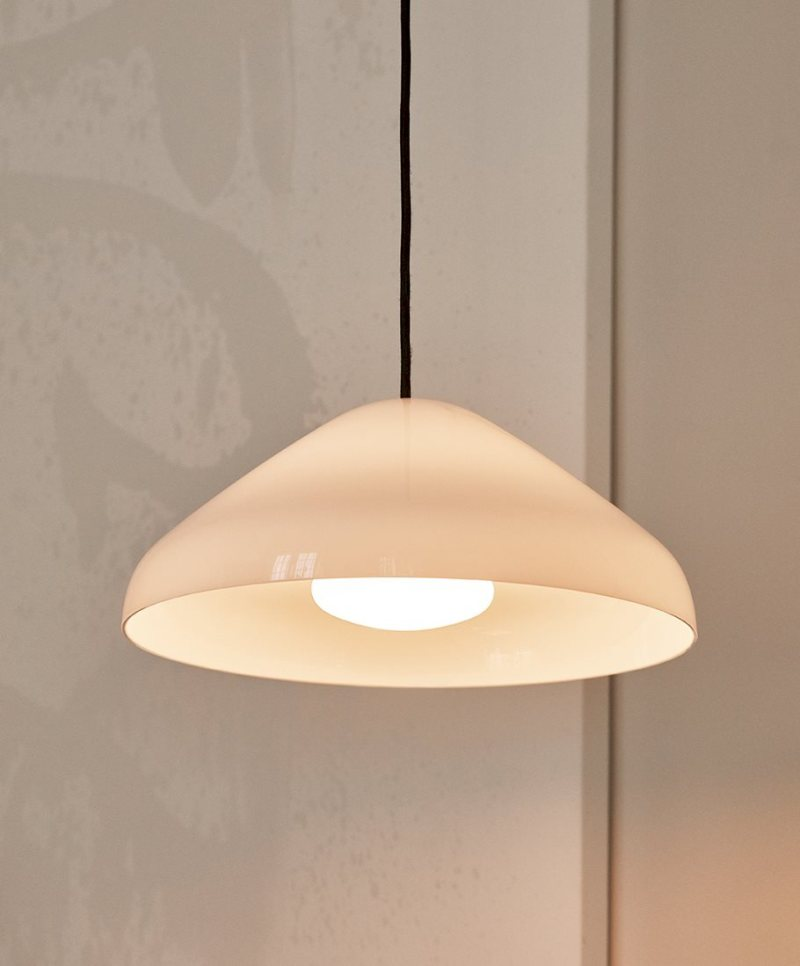 pendants and table lamps