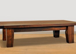 TAHOE LARGE MAPLE COFFEE TABLE