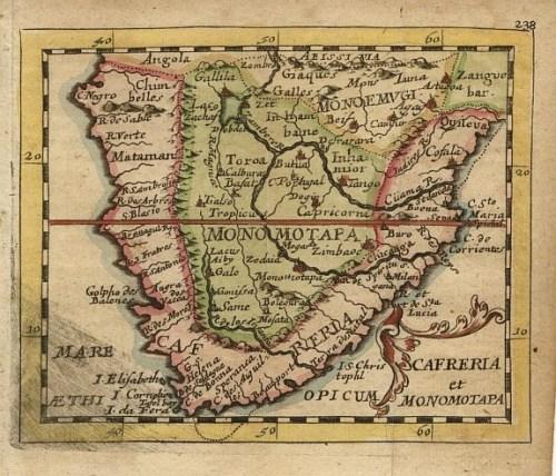 Safari Map
