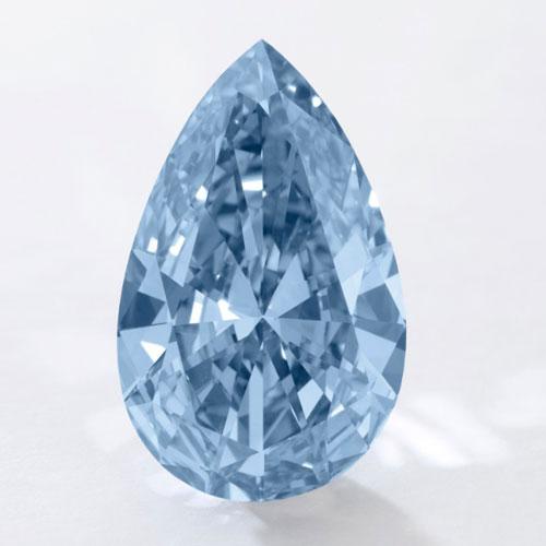 The Memory of Autumn Leaves Blue Diamond