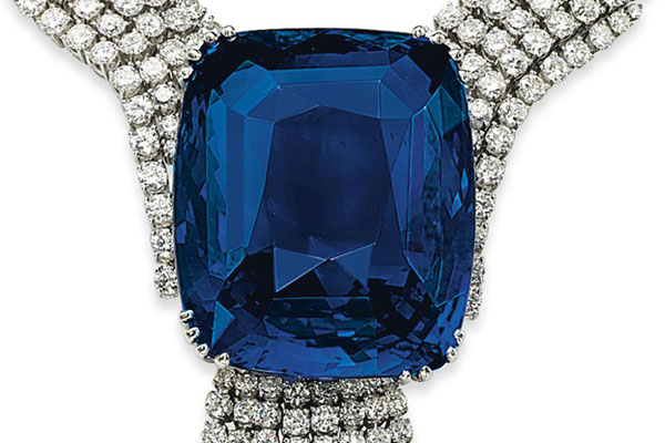 The World's Most Expensive Sapphire