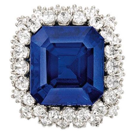 The Jewel of Kashmir Sapphire