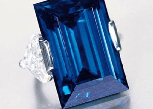 The Rockefeller Sapphire