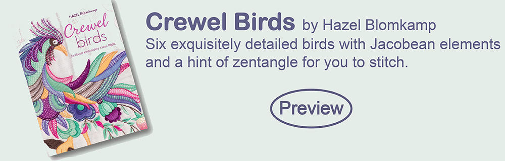 Crewel Birds preview