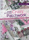 Hand Stitched Crazy Patchwork Book Packs