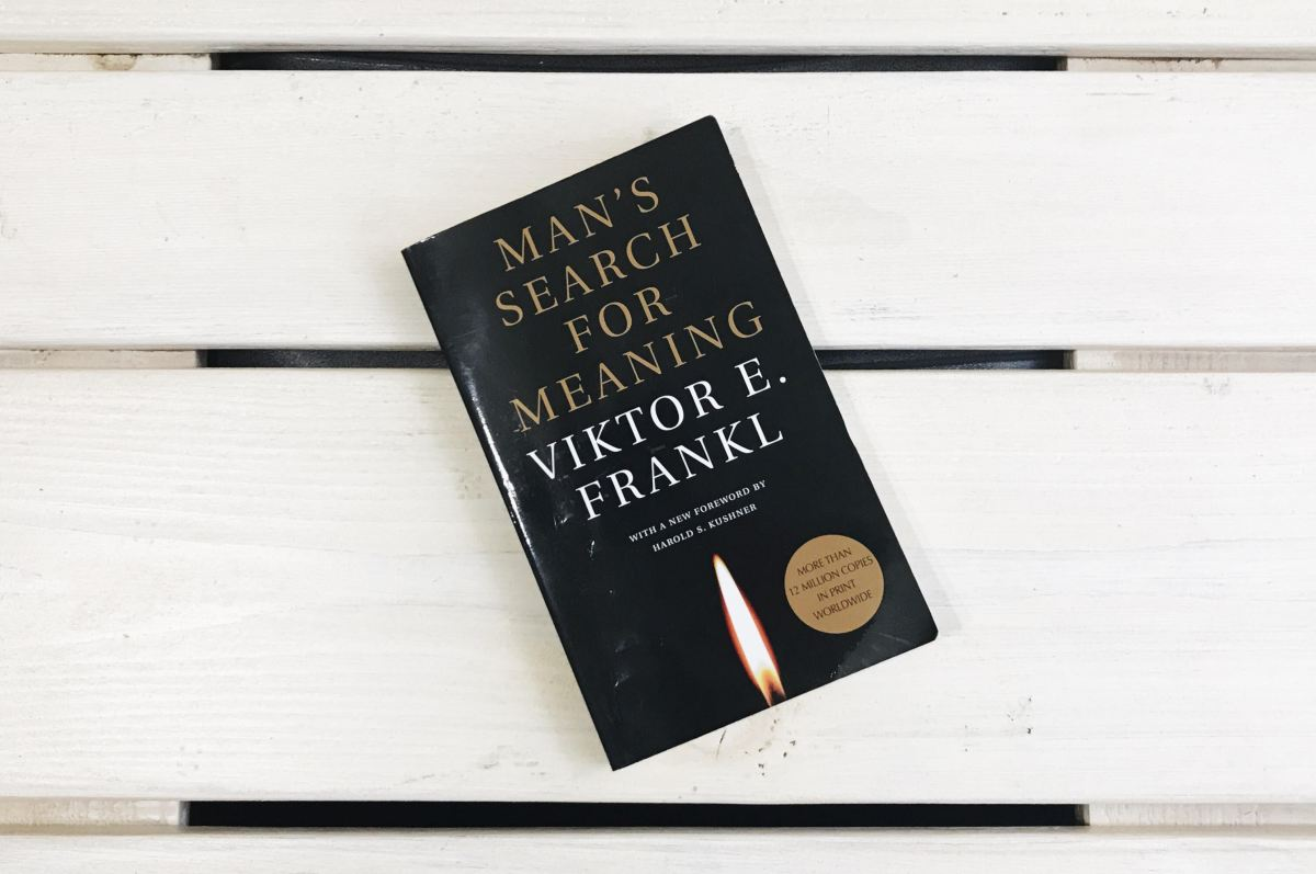 """Book Review: """"Man's Search for Meaning."""""""