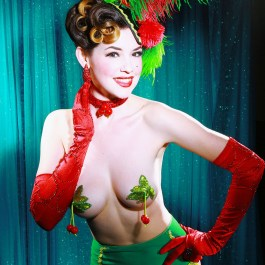 Photo Print 8×10: Cherries in Pasties
